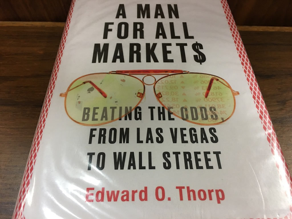 Book – A Man For All Markets